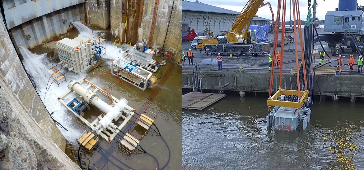 Subsea power grids for underwater factories receive finishing touches transformer technology