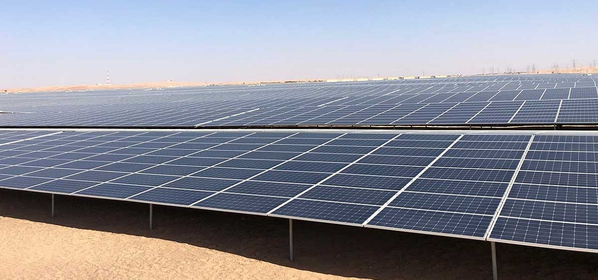 Hitachi ABB Power Grids 500 MVA transformers power world's largest single-site photovoltaic solar farm