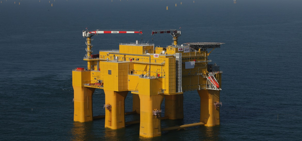 ABB to provide HVDC technology to transmit wind power from North Sea transformer technology