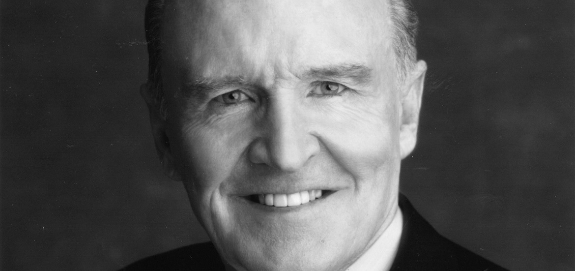 Legendary GE manager Jack Welch passes away transformer technology