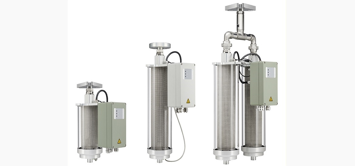 MESSKO launches new generation of dehydrating breathers transformer technology maschinenfabrik reinhausen MR