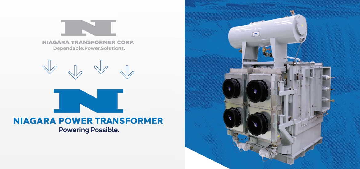 Niagara Transformer evolves and changes company name, transformer technology