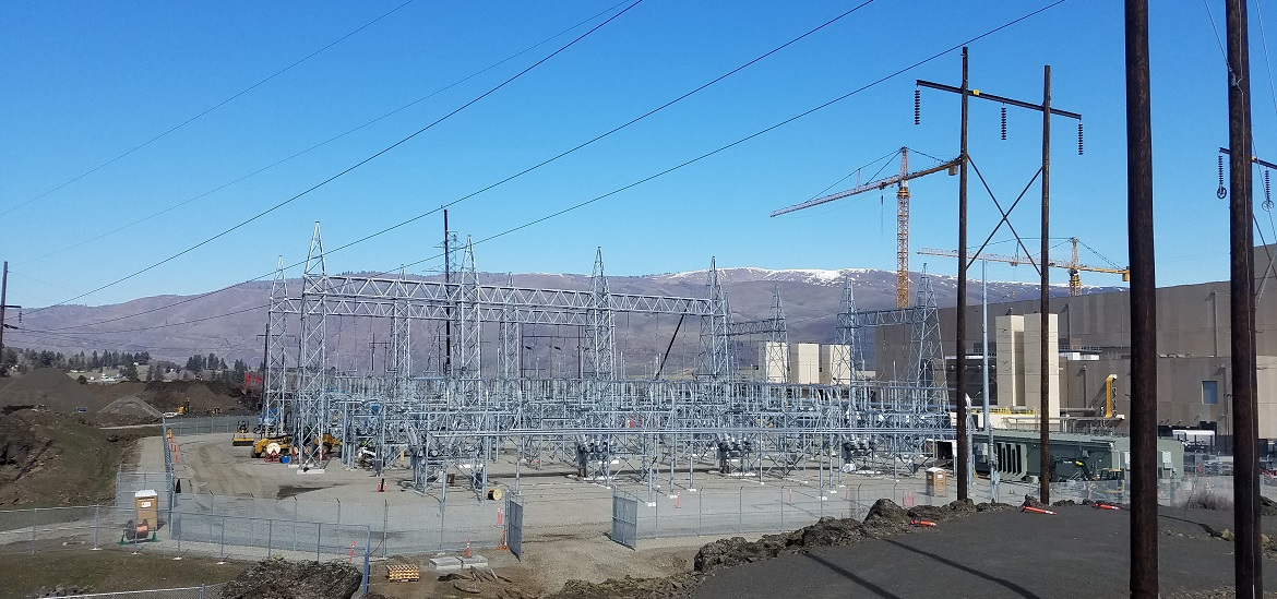 New substation to power up communities in the Pacific Northwest transformer technology