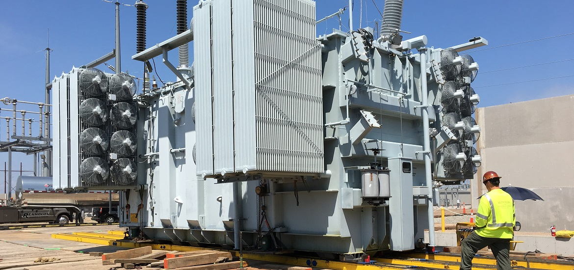 Reynolds replaces transformer in Wisconsin technology