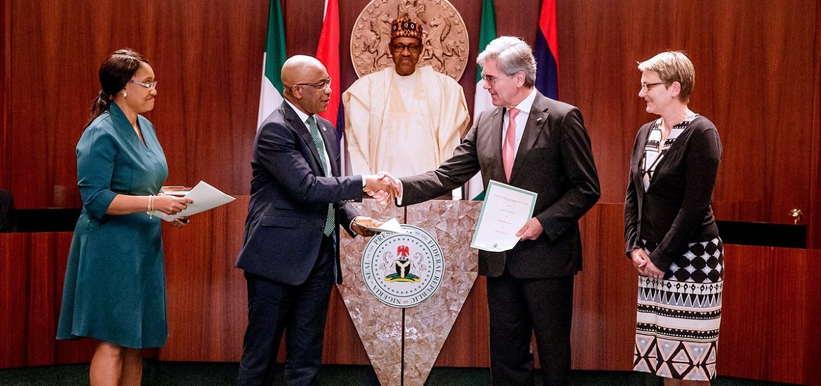 Siemens and Nigeria sign implementation agreement for Electrification Roadmap