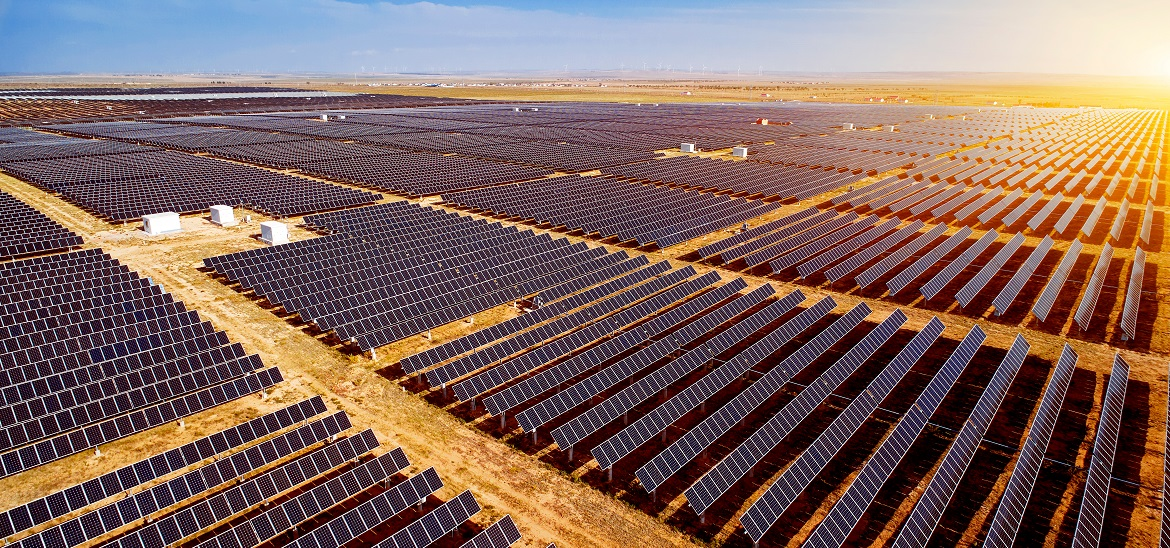 Largest solar project in U.S. history gets approval transformer technology
