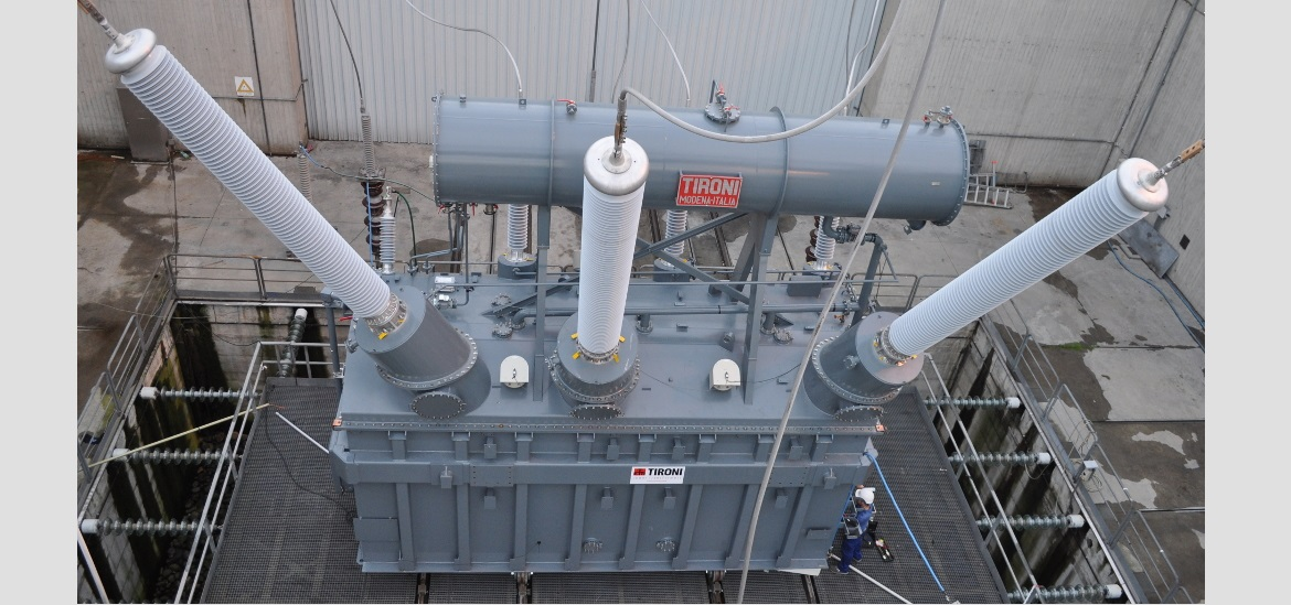 New 400 kV autotransformer successfully passes short circuit test transformer technology