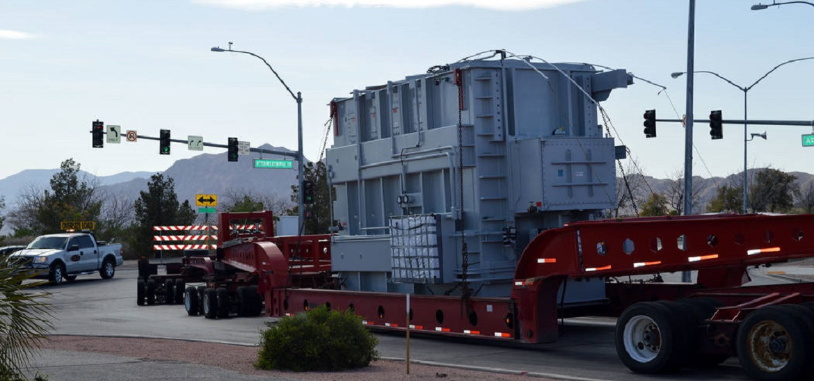 New transformer to boost power supply in Boulder City