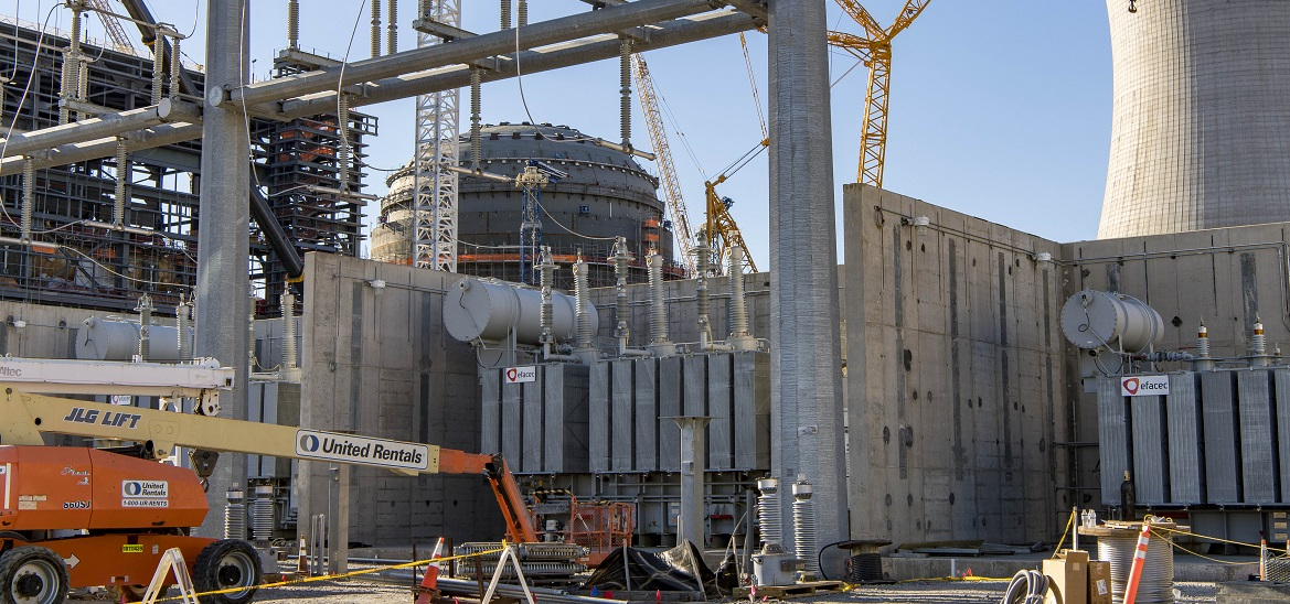 Georgia Power's Vogtle 3 plant reaches key milestone transformer technology